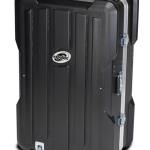Case&Counter pakattuna kuljetuslaukkuunsa