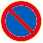 Pysäköinti kielletty C38