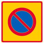 Pysäköintikieltoalue C39